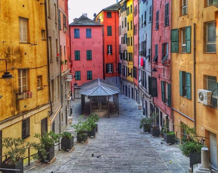 Genova, fotografia di proprietà di Giovanna Fadda